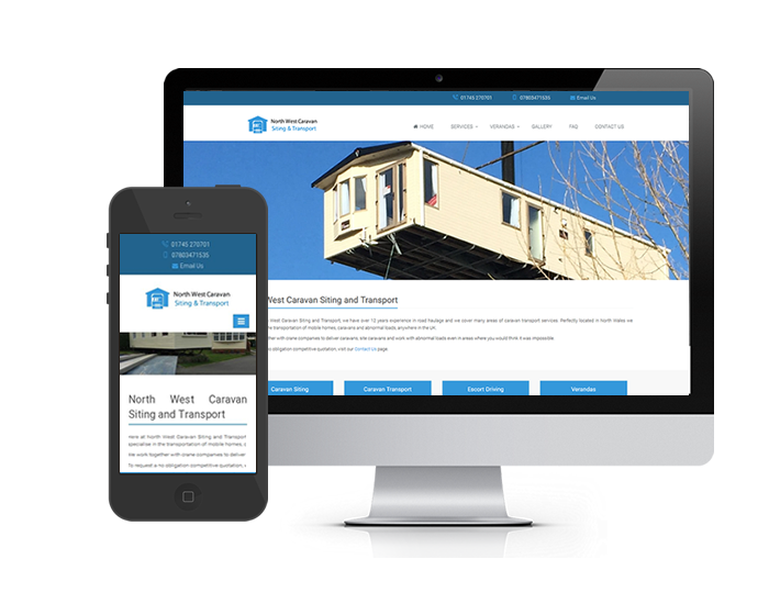 north wales website